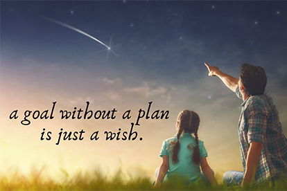 A Goal Without a Plan is Just a Wish | Genesis Medspa